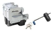 Master Lock - Keyed Alike Heavy Duty Trailer Coupler and Latch Lock # 3784DAT