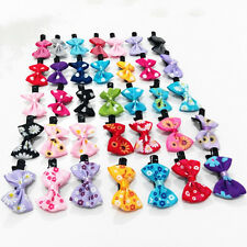 10pcs Kids Baby Girls Children Toddler Flowers Hair Clip Bow Hairpin headwear