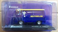 "DIE CAST MICHELIN "" PEUGEOT J7 PNEU X  "" SCALA 1/43"