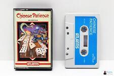 Sinclair ZX Spectrum 48k gioco-Chinese Patience-completamente in guscio OVP