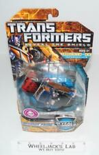 Optimus Prime RTS Deluxe MISB MOSC Hasbro Transformers Action Figure