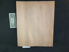 Curly Maple raw wood veneers  15 x 19 inches 1/42nd       Exotic Mar4539-49