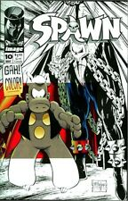 Spawn #10 Image Comics April 1993 VF-NM Cerebus