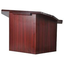 Pyle Home Plctnd41 Portable Tabletop Lectern Podium PYLPLCTND41
