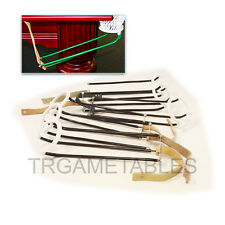 Pool Snooker Billiard Table Replacement Empire Rail Set of 6 Aussie Post