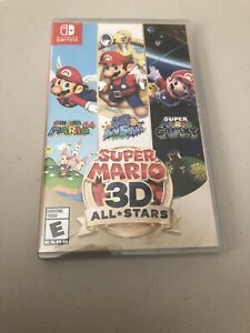 Super Mario 3D All-Stars - Nintendo Switch - Factory Sealed