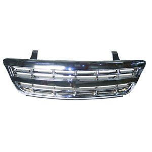 GM1200460 NEW Grille Fits 2001-2005 Chevrolet Venture