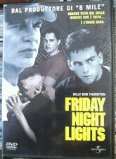 Dvd -FRIDAY NIGHT LIGHTS