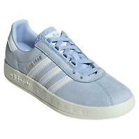 adidas ORIGINALS MEN'S TRIMM TRAB SAMSTAG TRAINERS SHOES SNEAKERS BLUE FOOTBALL