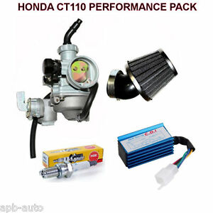HONDA CT110 CARBURETOR CARBY HONDA CT 110 CT90 POSTIE BIKE PERFORMANCE PACK #5