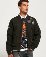 Superdry Mens Limited Issue Flight Bomber Jacket