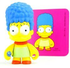 "Kidrobot The Simpsons Marge 3"" Vinyl Figure Art Toy w/ Card Accessory"