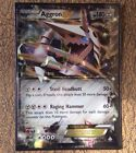 Pokemon Card AGGRON EX Ultra Rare 98/160 PRIMAL CLASH ***MINT***
