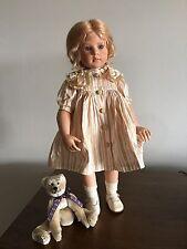 """** Hildegard Gunzel-21"""" Doll-MARIE-CHRISTIN-#661-NEW **"""