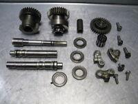 Honda CBR1100XX CBR1100 XX 1997 97 Blackbird Counterbalance Weight Gears Counter