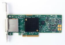 LSI SAS9207-8e 8-Port External HBA Windows Linux FreeBSD Full-Height PCIe