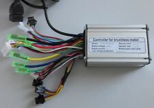 36V 15A Sinus Controller Steuergerät Pedelec e-Bike Elektrofahrrad Licht USB