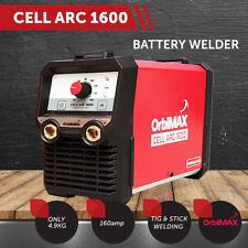 Cell Arc Battery Welder Kit Inverter 160 Amp Welding Machine TIG ARC Portable