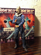 Friday The 13th Part 2 - Jason Voorhee's NECA 8'' Figure 2005