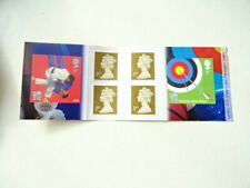Engeland booklet mh 319 olympic games 2010 MNH-postfris 75%face value