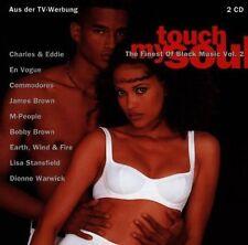 Touch my Soul 02 (1994) Charles & Eddie, Soul II Soul, Shakatak, Surfac.. [2 CD]