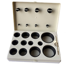 OSK Metric O-Ring Kit Ultra Deluxe 500 Piece Assortment 90 Duro