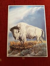 big medicine buffalo card