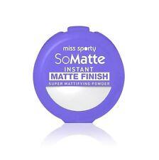 Miss Sporty So Matte Super Mattifying Powder 1 Transparent Fixing Powder