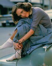 Lea Thompson Back II The Future Signed 8x10 Photo COA Autograph Lorraine Proof 7