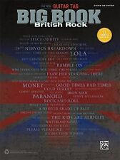 The New Guitar Big Book of Hits -- British Rock: 52 Favorites from the U.K. Gui