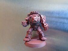 Vintage Warhammer 40k space marine terminator Rogue Trader Horus Hersey oop