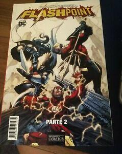 Flashpoint DC Comics Part 2 of 3