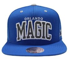 Orlando Magic Cap NBA Mitchell & Ness Reflective Snapback Cap - New - One size