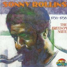 Sonny Rollins Freedom suite (8 tracks, 1956-1958)  [CD]