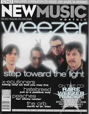 Weezer Amazing Nm Rare Weezer Track Cd Vintage Cmj N Music Mag/Guided By Voices!