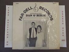 DAN & BERDE FARRIS INTRODUCING DAN & BERDE LP FAR-DELL FRLP-102 RIVERSIDE CA