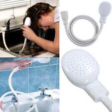 Hair Dog Pet Shower Sprays Hose Bath Tub Sink Faucet Attachment Washing Indoors