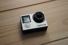 GoPro HERO4 Action Kamera Silver Edition- gebraucht, sehr viel Zubehör