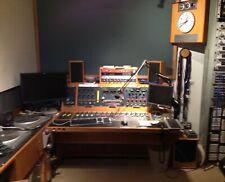 More details for bbc local radio mk3 desk - complete radio studio - needs good home...