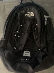 THE NORTH FACE JESTER II BLACK LAPTOP BAG BACKPACK