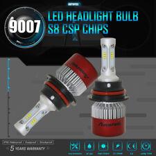 2x 9007 HB5 860W CREE CSP 107500LM LED Headlight Kit Hi/Lo Power Bulbs 6500K HID