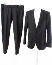 JOOP! Anzug Gr. Sakko 94 (S Schlank) Hose 50 / M 100% Wolle Business Suit