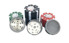 Plastic 3 Layers 40mm Tobacco Herb Grinder Crusher High Quality New Design