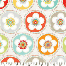 ADORNit Juicy Fruit Crazy For Daisy Dot Fabric