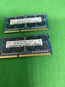 "Sony VAIO 13.3"" VPCS131FM OEM SO-DIMM RAM Memory 2GB PC3-8500S HMT125S6TFR8C-G7"