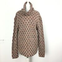 M Missoni Y2K Early 2000s Jumper Sweater Merino Wool Mix Made in Italy 10/12UK