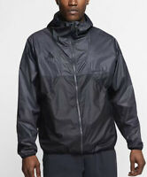 Men's Nike ACG Lightweight Full-Zip Jacket Black CK7238-010 Size M, L, XL