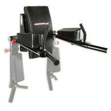 BARBARIAN Wall Mounted Foldable Dip Knee Raise // BB-9018 Adjustable Gym Abs Pro