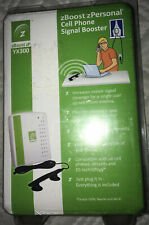 💥 zBoost YX300-PCS-CEL zPersonal Dual Band Cell Phone Signal Booster GuC Tested