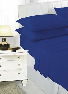 Royal Bunk Bed Fitted Sheet for Small Single Caravan Bed | 68 Pick Polycotton